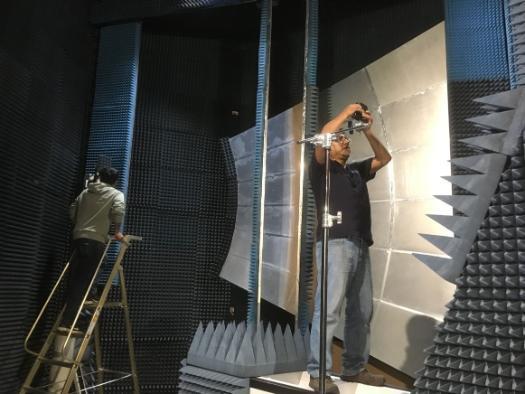 Antennas lab