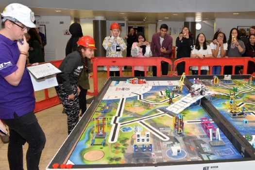The FIRST® LEGO® League challenge