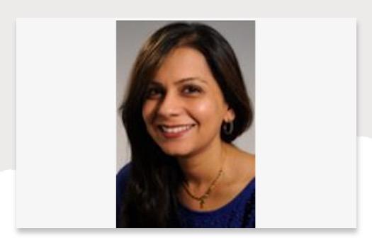 Rupal Vaja, School Manager