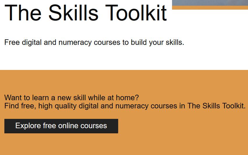 Free FutureLearn digital skills courses available via government Skills Toolkit