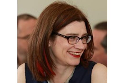Dr Karen Shoop, Senior Lecturer in Computer Science