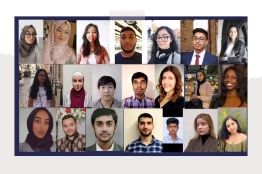 Computer Science Scholars 2020-2021