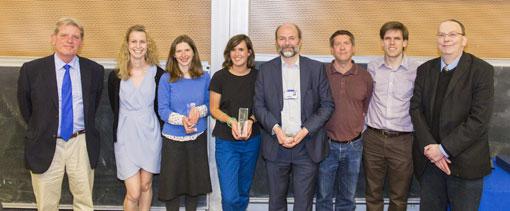 CPE Prize winner 2014